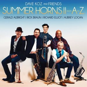 Dave Koz-Summer Horns II From A To Z