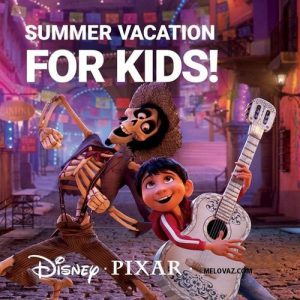 Summer Vacation for Kids!