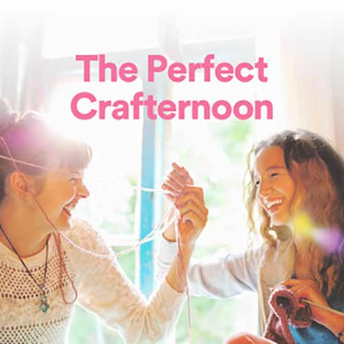The Perfect Crafternoon