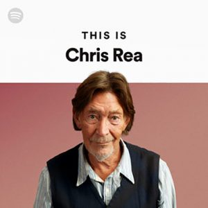 This is Chris Rea
