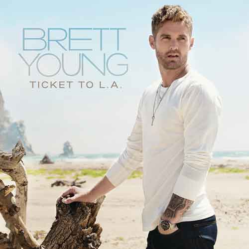 Brett Young Ticket to L.A