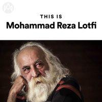 This Is Mohammad Reza Lotfi