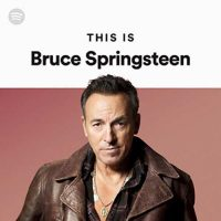 This is Bruce Springsteen