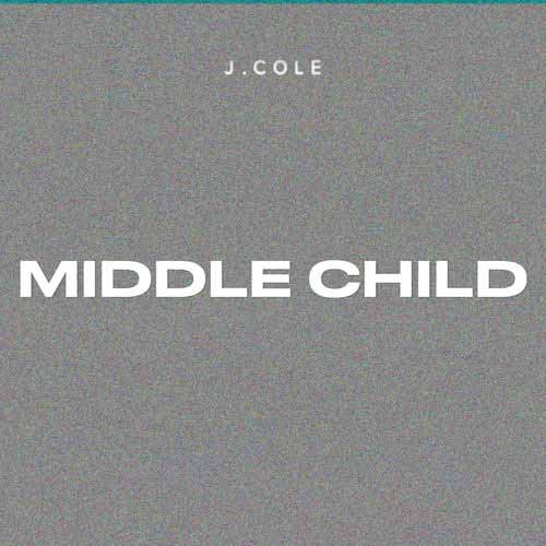 J. Cole NEW MIDDLE CHILD