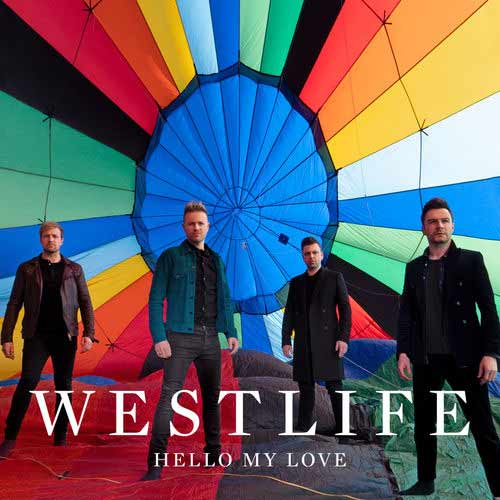 Westlife Hello My Love