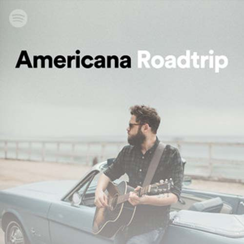 Americana Roadtrip (Playlist)