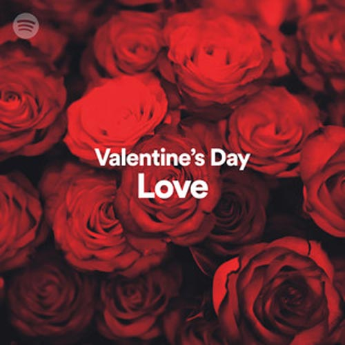 Valentine's Day Love (Playlist)