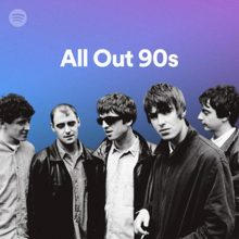All Out 90s (Playlist)