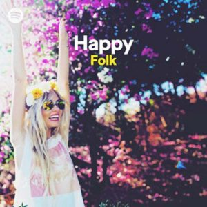 Happy Folk (Playlist)