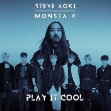 Steve Aoki., Monsta X Play It Cool