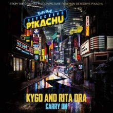 Carry On Kygo, RITA ORA