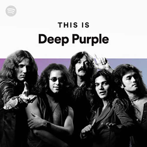 This is Deep Purple