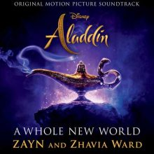 ZAYN, Zhavia Ward A Whole New World