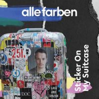 Alle Farben Sticker on My Suitcase