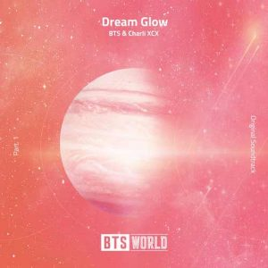 BTS, Charli XCX Dream Glow
