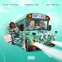 Jay Critch Party Bus