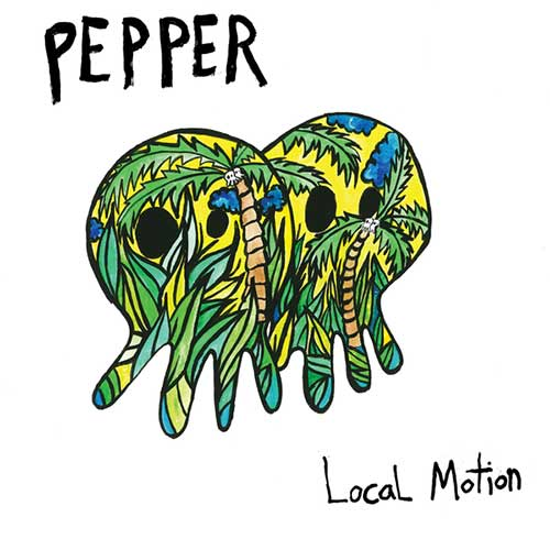 Pepper Local Motion