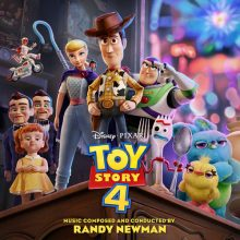 Randy Newman Toy Story 4