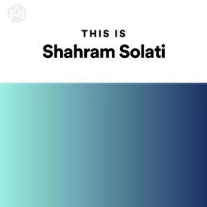 This Is Shahram Solati