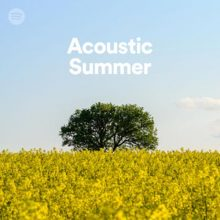 Acoustic Summer (Playlist)