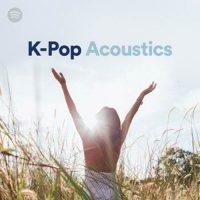 K-Pop Acoustics (Palylist)