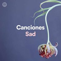 Canciones Sad