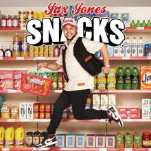 Jax Jones Snacks Supersize