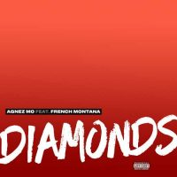Agnez Mo, French Montana Diamonds