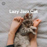 Lazy Jazz Cat