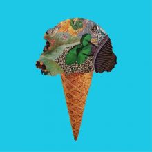 Modest Mouse Ice Cream Party