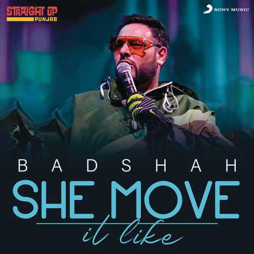 Badshah She Move It Like