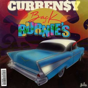 Curren$y Back at Burnie's