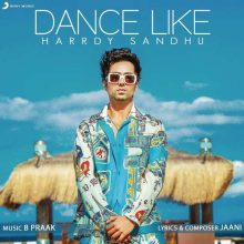Harrdy Sandhu Dance Like