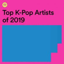 Top K-Pop Artists of 2019