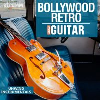 Bollywood Retro on Guitar