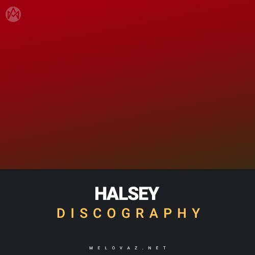 halsey discography