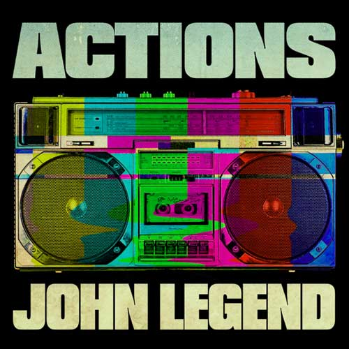 John Legend Actions