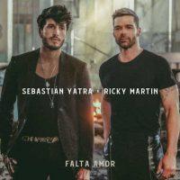 Sebastian Yatra, Ricky Martin Falta Amor
