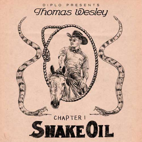 Diplo Diplo Presents Thomas Wesley Chapter 1: Snake Oil