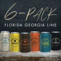 Florida Georgia Line 6-Pack