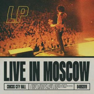 LP Live in Moscow