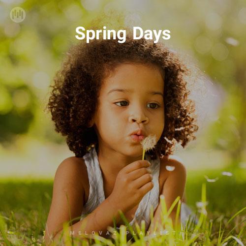 Spring Days (Playlist By MELOVAZ.NET)