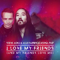 Steve Aoki, Alle Farben, Icona Pop I Love My Friends