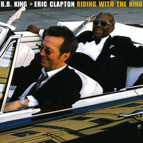 Eric Clapton, B.B. King Riding with the King