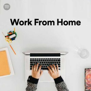 Work From Home Playlist
