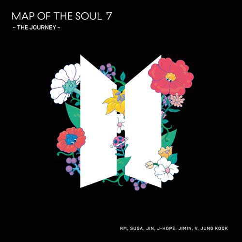 BTS MAP OF THE SOUL : 7 ~ THE JOURNEY