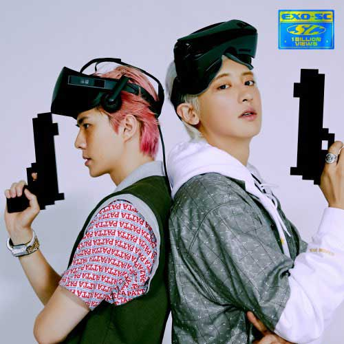 EXO-SC 10억뷰 1 Billion Views - The 1st Album