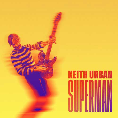 Keith Urban Superman